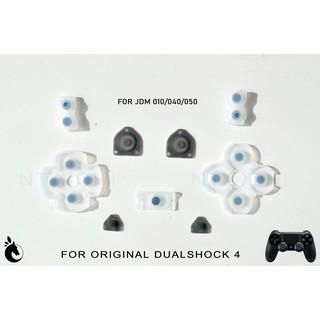 NÚT CAO SU DẪN ĐIỆN CHO TAY CẦM DUALSHOCK 4 ,PS4 Controller Rubber Conductive Dualshock 4, PS4 Controller thumbnail