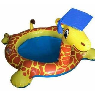 Phao bơi hươu cao cổ cho bé