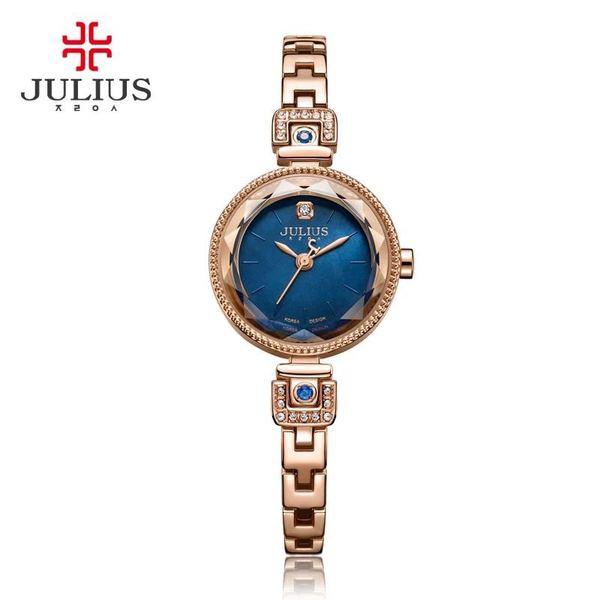 [Mã WTCHJAN giảm 20K ] Đồng hồ nữ Julius Ja981 dây thép (mặt xanh) - 22696261 , 779537535 , 322_779537535 , 983000 , Ma-WTCHJAN-giam-20K-Dong-ho-nu-Julius-Ja981-day-thep-mat-xanh-322_779537535 , shopee.vn , [Mã WTCHJAN giảm 20K ] Đồng hồ nữ Julius Ja981 dây thép (mặt xanh)