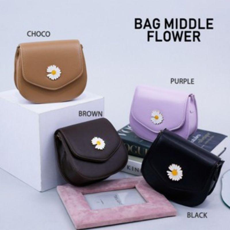 Túi xách họa tiết hoa cao cấp