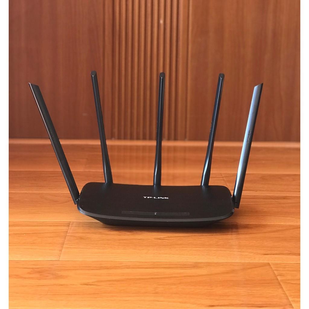 Bộ phát wifi 5 râu Tplink WDR6500 Xuyên Tường 2 Băng Tần ( CŨ 90-99% ),router wifi,modem wifi,vds shop
