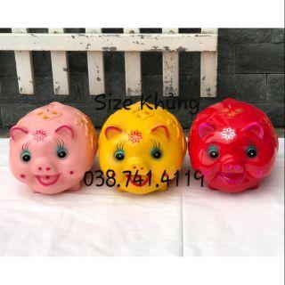 Lợn đất tiết kiệm-Size khủng