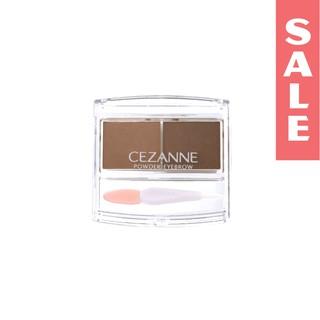 Cezanne Bột Kẻ mày Powder Eyebrown - 20g thumbnail
