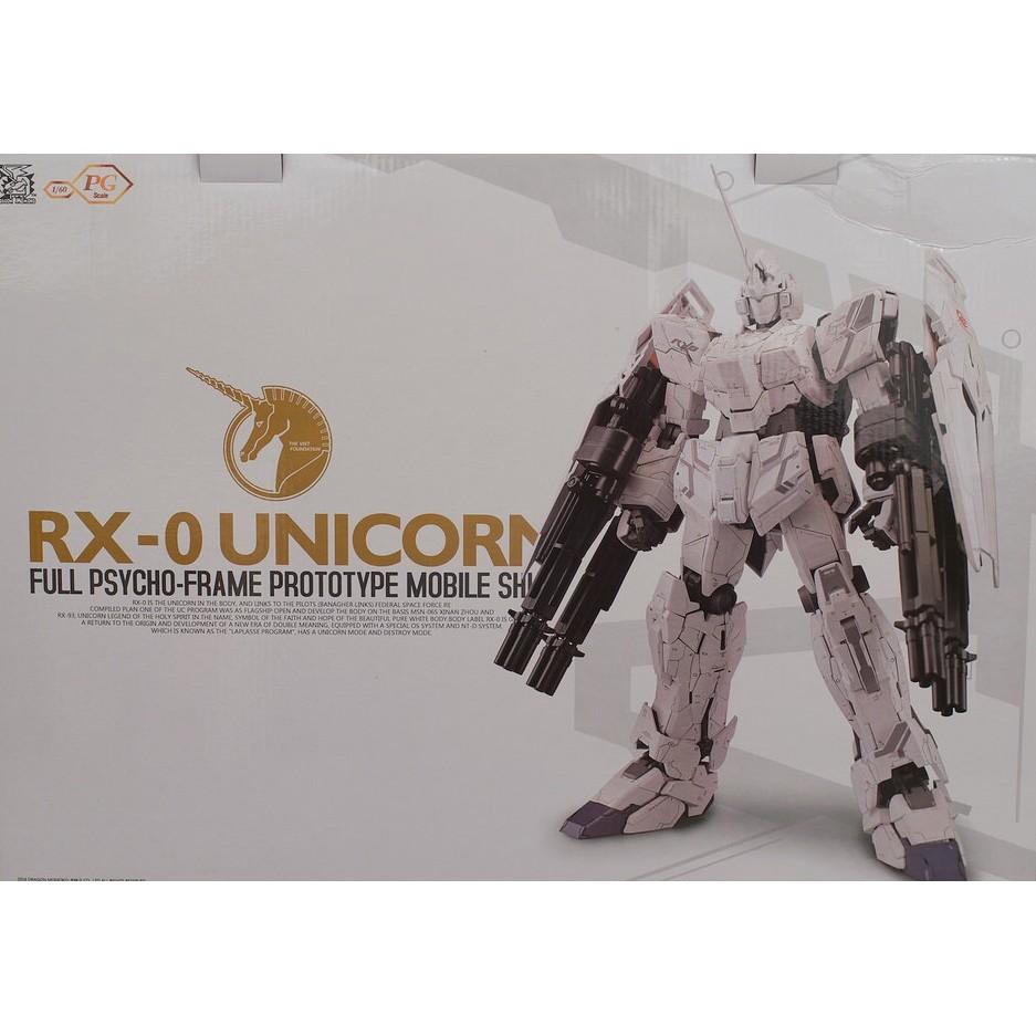 Mô hình Gundam PG Momoko Unicorn