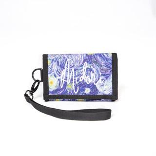 Bóp ví ngắn nam nữ cầm tay mini đẹp cao cấp đựng tiền hàng hiệu local brand Midori M Studio thumbnail