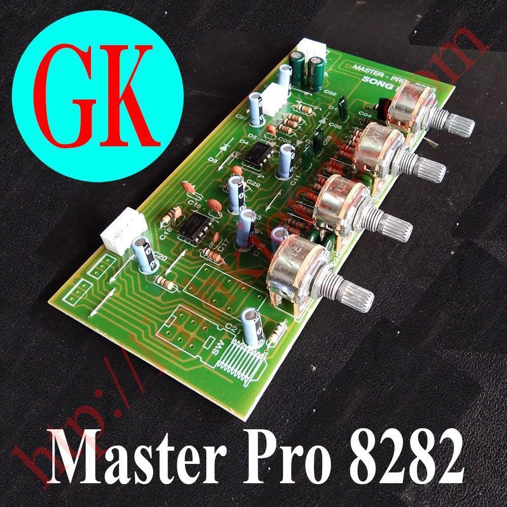 Bo Master pro 8282 Song Mã - mạch chỉnh âm sắc