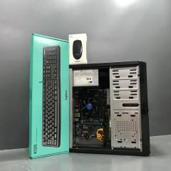 Máy bộ VP thế hệ 4( G3240/H81/4G/250G/350W) + Tặng bộ phím chuột Logiteh