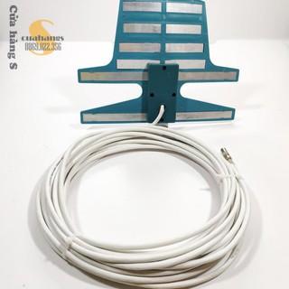 Anten VTY có dây 15m - chấn tử nhôm