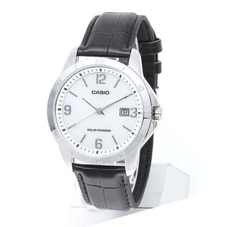 Đồng hồ đeo tay nam Casio MTP-VS02L-7ADF - Đồng hồ chạy bằng năng lượng mặt trời