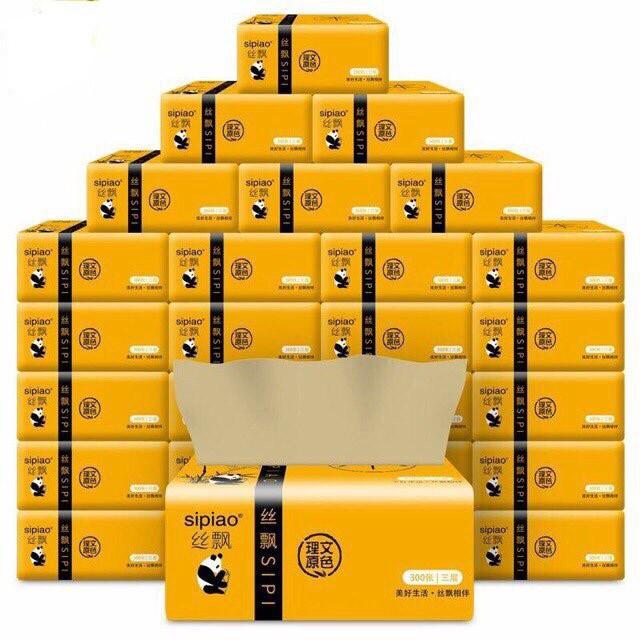 [SALE GIÁ SỐC]  Combo 5 gói giấy ăn gấu trúc siêu dai - 14219079 , 2141743834 , 322_2141743834 , 41400 , SALE-GIA-SOC-Combo-5-goi-giay-an-gau-truc-sieu-dai-322_2141743834 , shopee.vn , [SALE GIÁ SỐC]  Combo 5 gói giấy ăn gấu trúc siêu dai