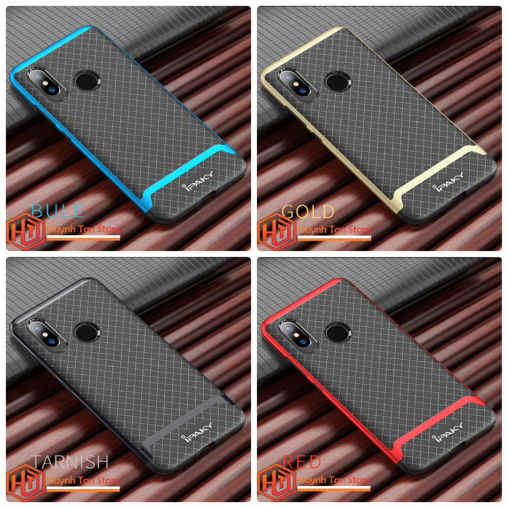 ỐP lưng Xiaomi MI 8 / Note 5 Pro / Mi 6X _ Ốp chống sốc IPAKY Ver 1