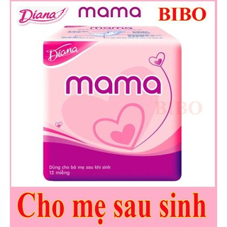 Băng Vệ Sinh Cho Phụ Nữ Sau Sinh Diana Mama