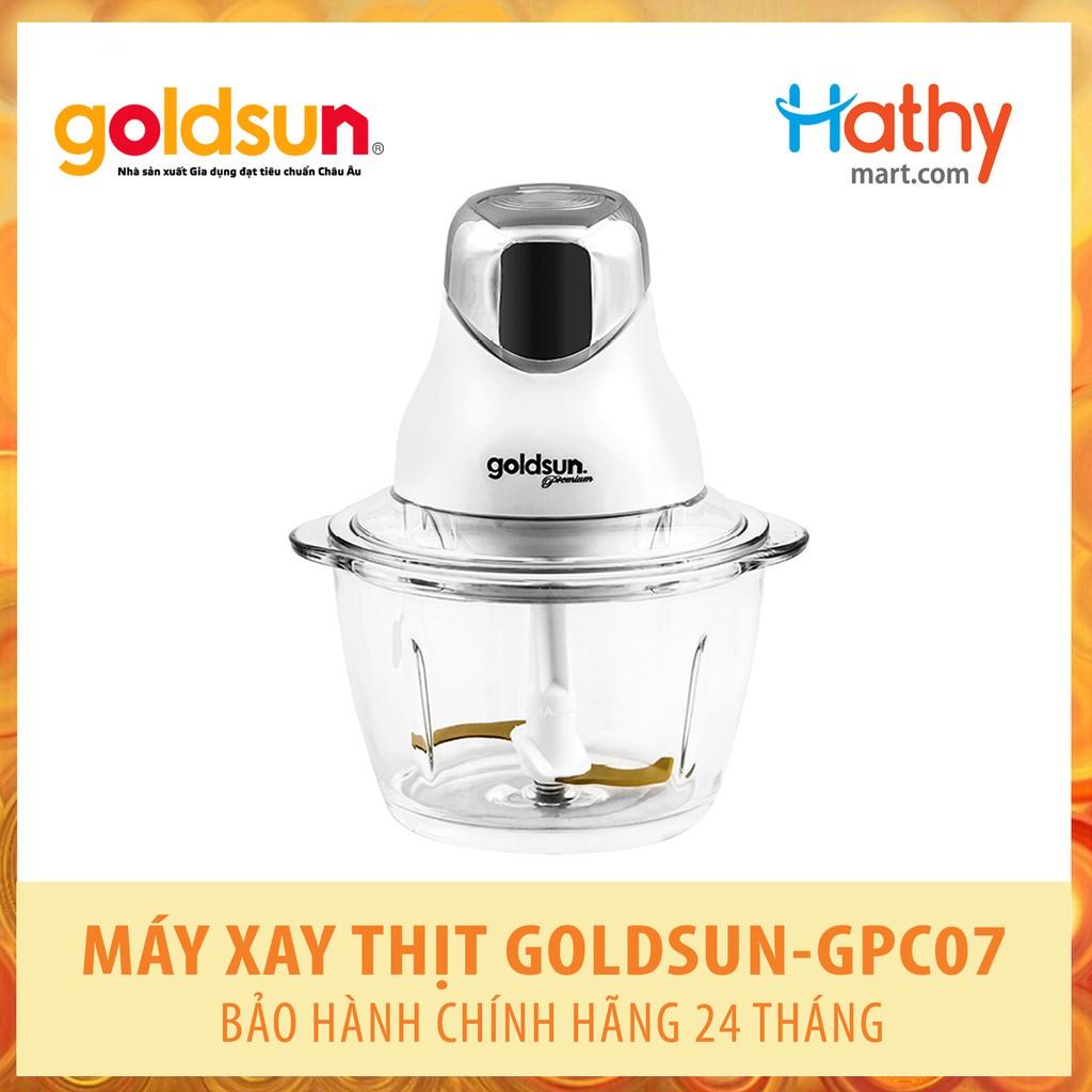 Máy Xay Thịt Goldsun Premium GPC07 ( 500W )