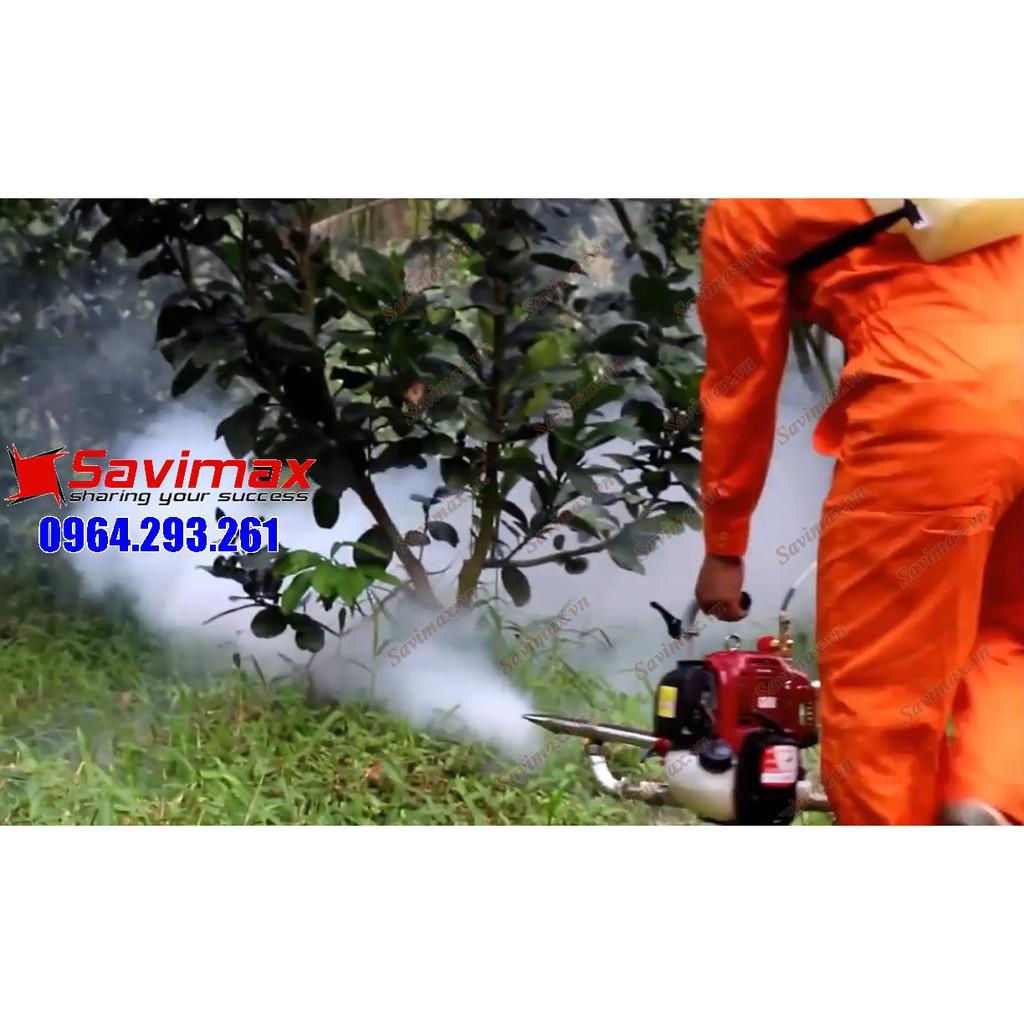 Máy tạo khói bắt chuột Mitsuyama TL-35N, phun khói thuốc trừ sâu hiệu quả, giá rẻ