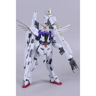 Daban 8821 Gundam MG F91 Ver Metal Build MB + MSV Option Set 1 100 Mô Hình Đồ Chơi Lắp Ráp Anime thumbnail