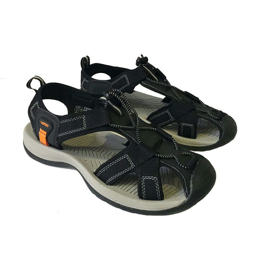 Giày Sandal Bít Mũi Giả Ngoại SD7606