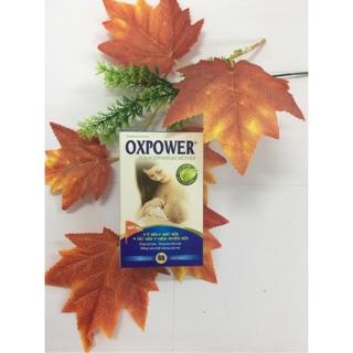 Viên lợi sữa Oxpower lọ 60 viên ( Cam kết hàng chính hãng)