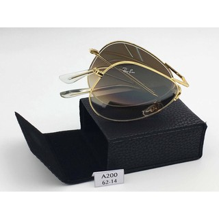 Kính mắt thời trang nam cao cấp RAYBAN tròng Polaroid chống UV400 nhập khẩu