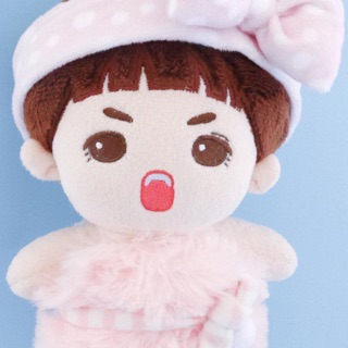 [ CÓ SẴN ] ONLY BODY DOLL MIMI TAE 20CM BTS FANSITE
