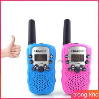 Children Walkie Talkie Toy Handheld Wireless Call Equipment