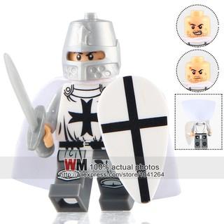 Bộ 10 mini Crusader Knight