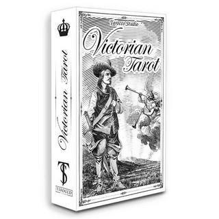 Bộ bài Victorian Tarot 【 3C 】