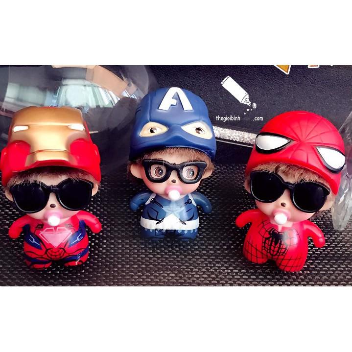 Móc Khoá Búp Bê Avengers K93