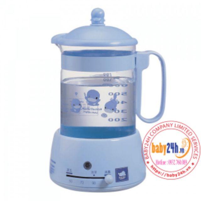 Máy đun nước pha sữa cho bé ku9001