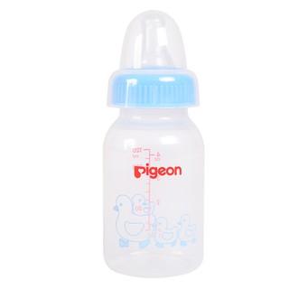 Bình sữa Pigeon 120ml nhựa PP tiêu chuẩn - Bình Sữa Pigeon Cổ Hẹp 120ml