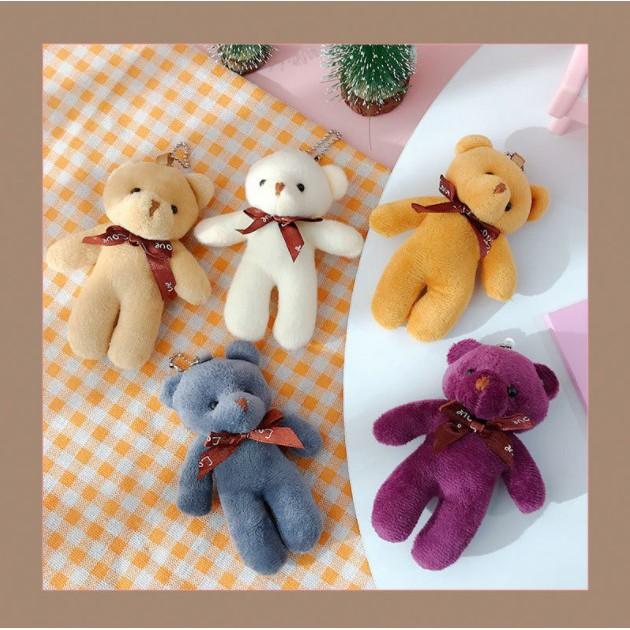 Gấu bông búp bê đồ chơi gấu búp bê gấu dễ thương thích hợp làm quà tặng bó quà gấu bông đồ chơi búp bê sang trọng đồ chơi trẻ em gấu bông