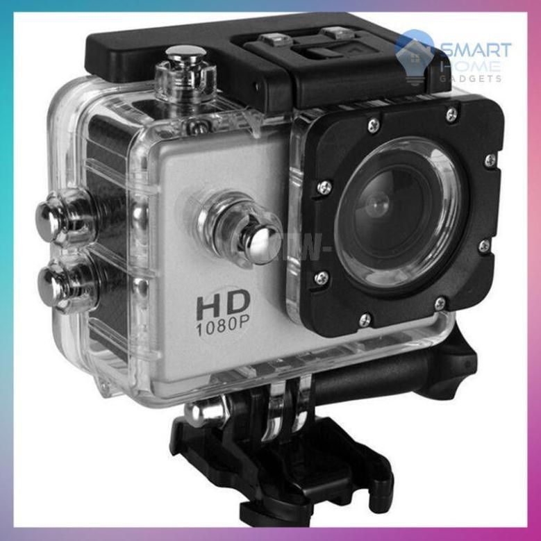 Camera Hành Trình Xe Máy Giá Rẻ - Camera Ngoài Trời Chống Nước Quay Phim Độ Nét Cao