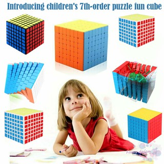 Puzzle Cube Kids Educational Toy 7×7 Learning Cubo Educational Toys