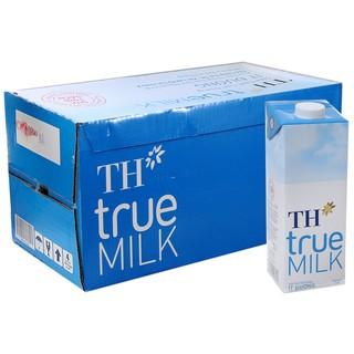Sữa tươi tiệt trùng Ít Đường 1 Lít