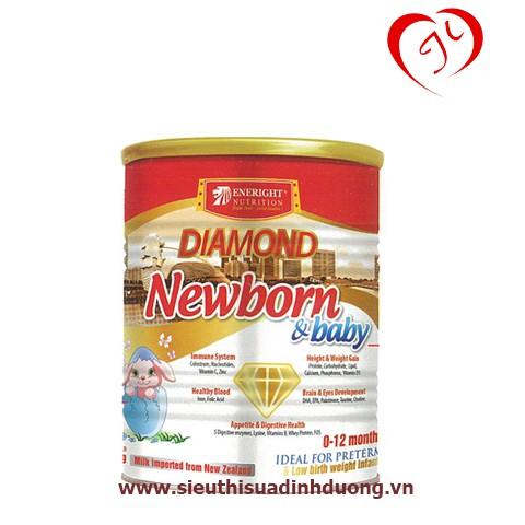 Combo 2hộp Sữa Diamond Newborn 400g
