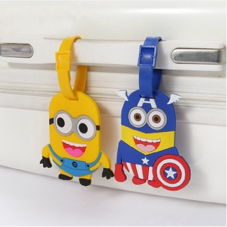 Luggage Tag Luggage Strap Travel Tag Boarding Pass Luggage Strap Cartoon Hanging Tag Check-in Tag