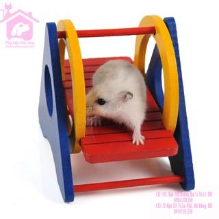 Hamter - Đồ chơi cho Hamter thumbnail