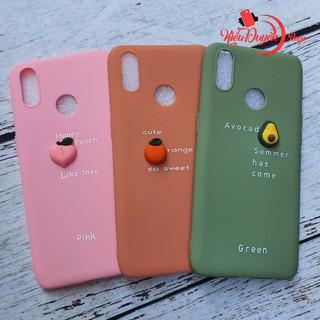 Ốp trái cây nổi Xiaomi Redmi Note 9 Pro,Note 9s,Note 10 Lite,Note 8,Note 8 Pro,Note 7,Note 5 Pro,Note 6Pro,Note 4X,S2,F1