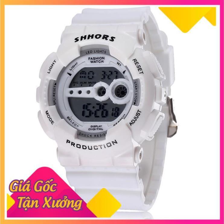 (HÀNG THẬT - CAO CẤP) [HÀNG CHÍNH HÃNG] Đồng hồ thể thao Unisex Shhors