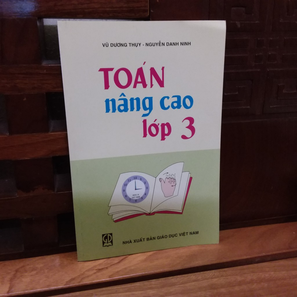 Sách - Toán nâng cao lớp 3 - Vũ dương thụy , Nguyễn danh vinh - 8936036600186 - 3490295 , 1191439216 , 322_1191439216 , 19500 , Sach-Toan-nang-cao-lop-3-Vu-duong-thuy-Nguyen-danh-vinh-8936036600186-322_1191439216 , shopee.vn , Sách - Toán nâng cao lớp 3 - Vũ dương thụy , Nguyễn danh vinh - 8936036600186