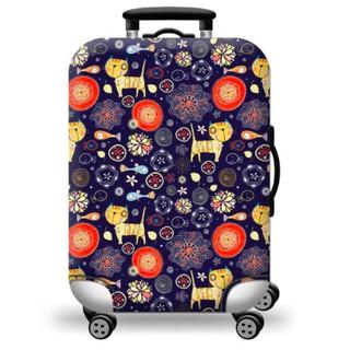 Túi bọc bảo vệ vali- Mèo và Cá thumbnail