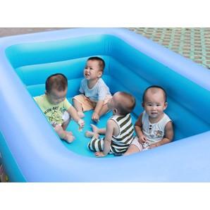 Bể bơi hồ bơi 3 tầng 1m5