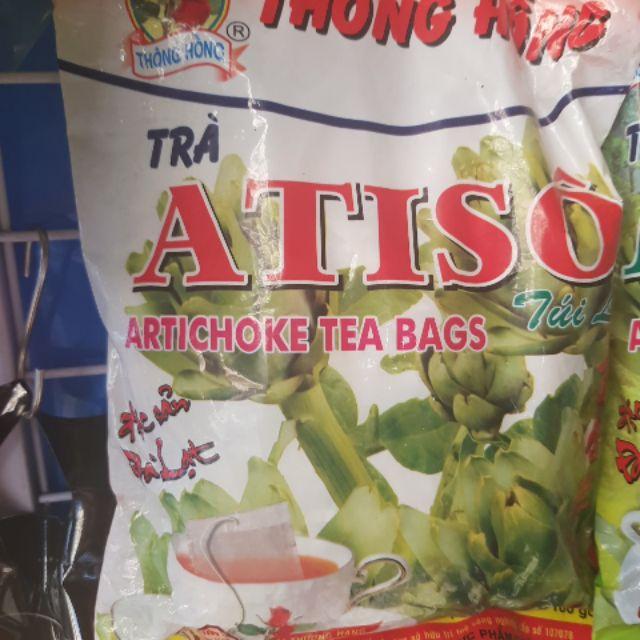 5 gói trà Atiso Thông Hồng chính hãng