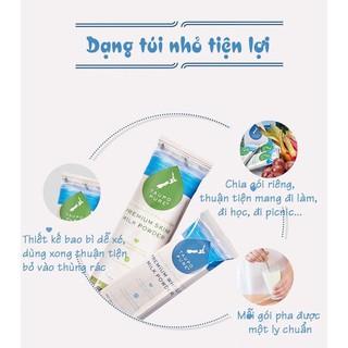 Sữa tươi dạng bột Taupo pure của Newzeland gói 25gr thumbnail