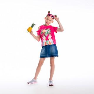 Áo bé gái - Tropical Garden M.D.K