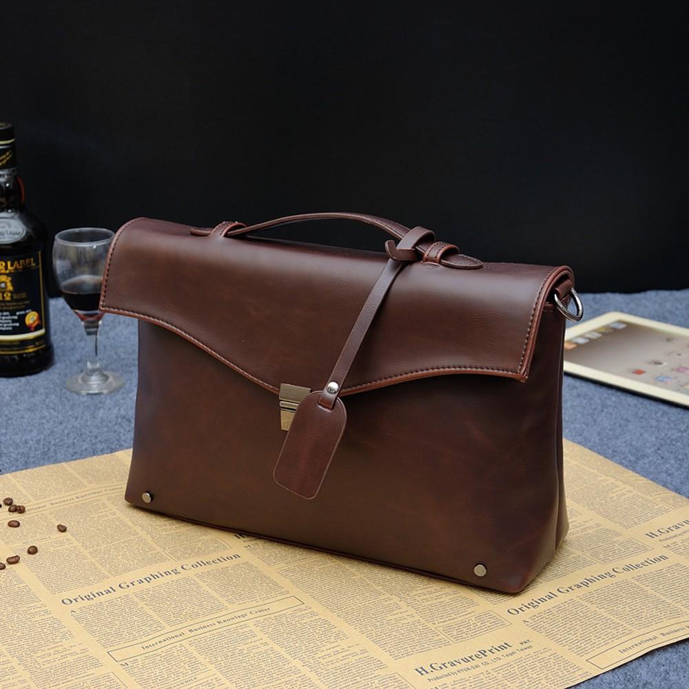 Túi xách da nam phong cách