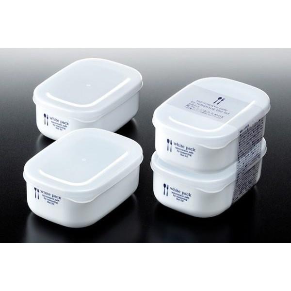 Hộp nhựa White Pack các cỡ (1000ml, 900ml, 280ml)