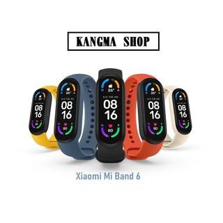 [Bản quốc tế] Vòng theo dõi sức khoẻ Xiaomi Mi Band 6