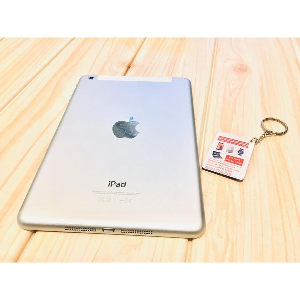 [Mã ELMT1M5 hoàn 6% đơn 1.5TR] 🎁Máy tính bảng Apple Ipad Mini 2 (Fullbox) (Wifi + 4G) | SaleOff247