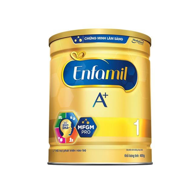 Hình ảnh Sữa bột Enfamil A + 1 400g-0