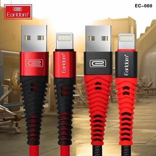 [Mã ELORDER5 giảm 10K đơn 20K] Cáp dù Lightning EARLDOM EC-060 dài 1M cho iPhone hàng chính hãng